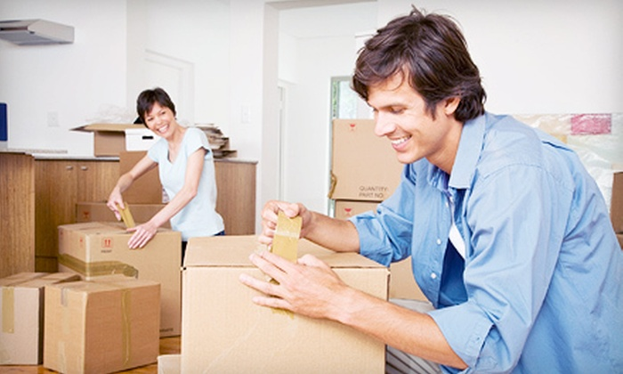 MoveOurStuff.com - Westchester County: $199 for Three Hours of Moving Services with Two Movers and One Truck from MoveOurStuff.com ($400 Value)