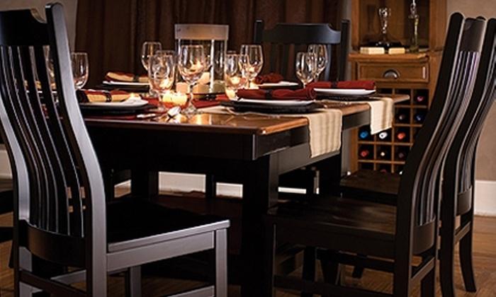 Woodbine Furniture - Keller: $99 for $400 Worth of Fine Handmade Furniture at Woodbine in Keller