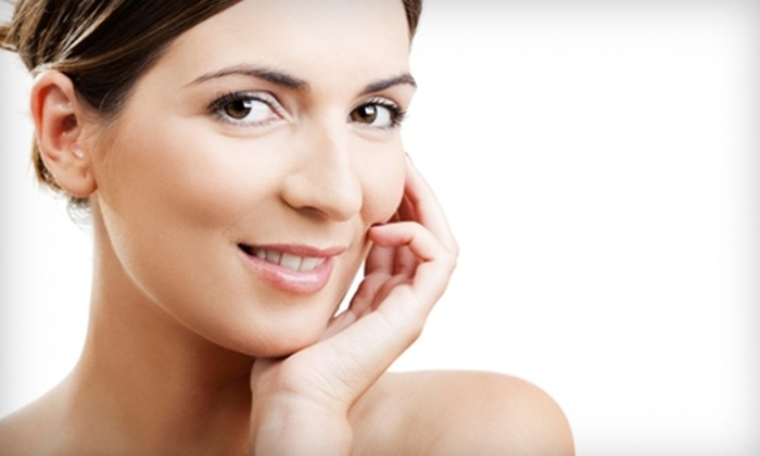 Skin the Day Spa - San Antonio: $25 for $50 Worth of Any Services Plus a $25 Gift Card at Skin the Day Spa