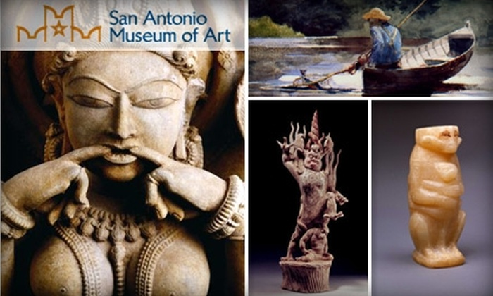 San Antonio Museum of Art - San Antonio: $35 Family Membership to San Antonio Museum of Art