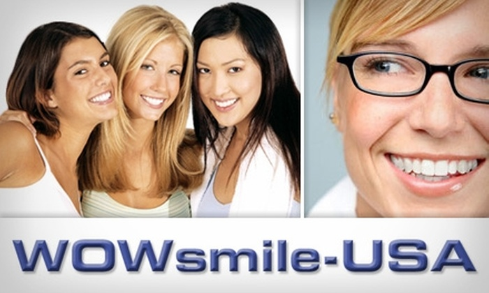 Wow Smile - Downtown Royal Oak: $64 for a Teeth-Whitening Treatment at Wow Smile Express