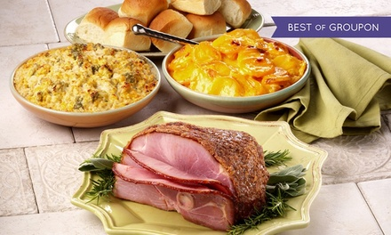 $22 for Two Groupons, Each Good for $20 Worth of Gourmet Meats at HoneyBaked Ham ($40 Total Value)