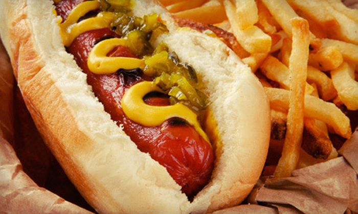 Pappy's Hot Diggity Dogs - Virginia Beach: Hot-Dog Meals for Two or Four or $5 for $10 Worth of Hot Dogs at Pappy's Hot Diggity Dogs in Virginia Beach