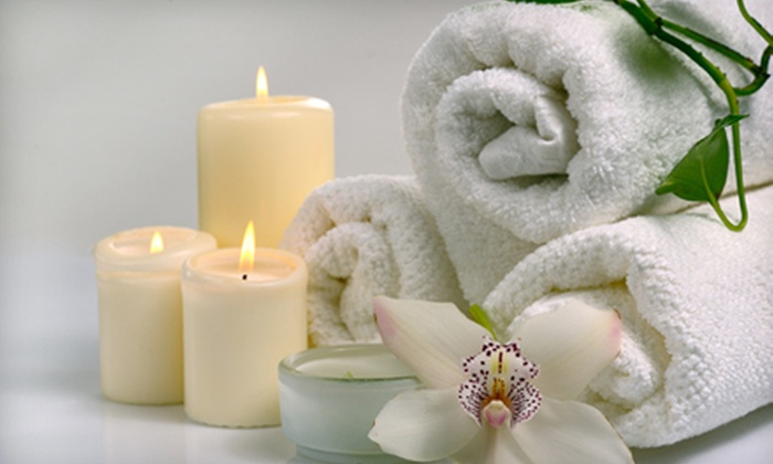 The Spa on Oak - Multiple Locations: $38 for a Pumpkin-Enzyme Facial or Pumpkin-Spice Cream Massage with Beverage at The Spa on Oak ($79 Value)