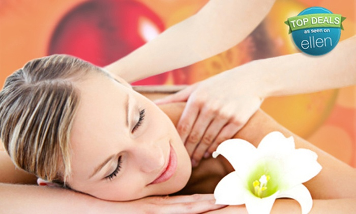 The Hair Color Salon & Spa  - Lawrenceville: $119 for Four-Hour Holiday Spa Package for Two at The Hair Color Salon & Spa in Lawrenceville ($350 Value)