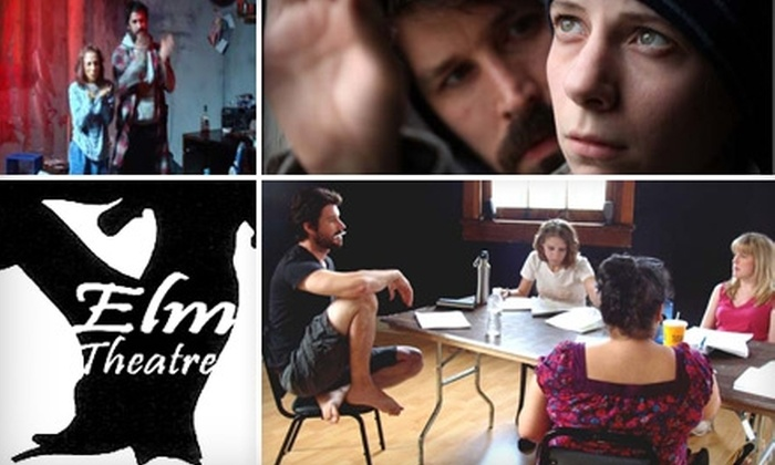 The Elm Theatre - Lower Garden District: $45 for a Three-Week Intro to Acting Workshop at Elm Theatre