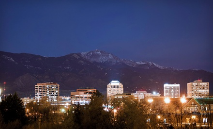 2-Night Stay for Two in a Winter Hideaway or Spring Haven Room - Lennox House Bed and Breakfast in Colorado Springs