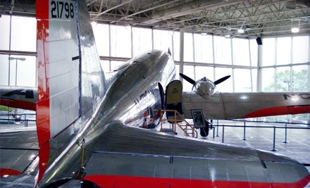 American Airlines C.R. Smith Museum: 2 Adult Tickets and 2 Children's Tickets - American Airlines C.R. Smith Museum in Fort Worth