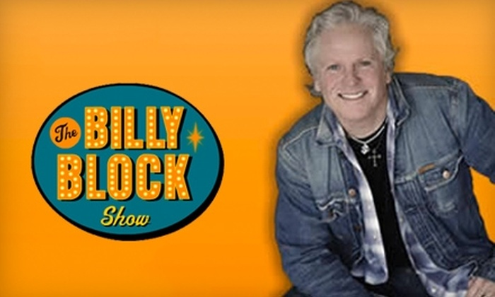 "The Billy Block Show Live - Downtown Nashville: $5 for Two Tickets to ""The Billy Block Show Live"" at the Rutledge ($10 Value)"