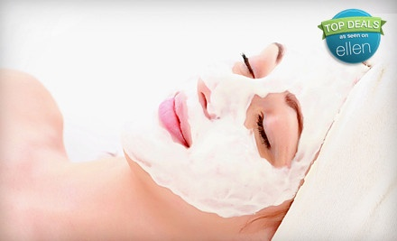 One 90-Minute Image Signature or Organic Balancing Facial (a $95 value) - SalonOne19 & Spa in Leawood