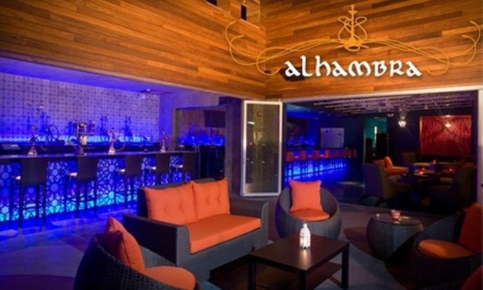 Alhambra - McAllen Historic Business Redevelopment: $15 for $30 Worth of Inventive Mediterranean Cuisine at Alhambra