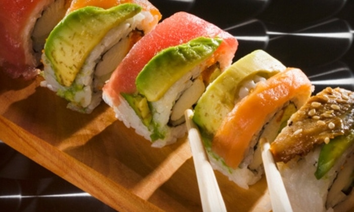 Kone Restaurant - Miami Beach: $20 for $40 Worth of Japanese-Brazilian-Fusion Fare at Kone Restaurant in Miami Beach