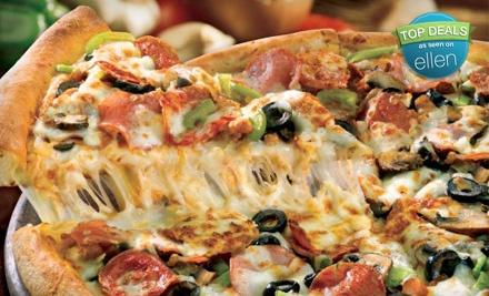 Papa John's Pizza - Papa John's Pizza in San Francisco