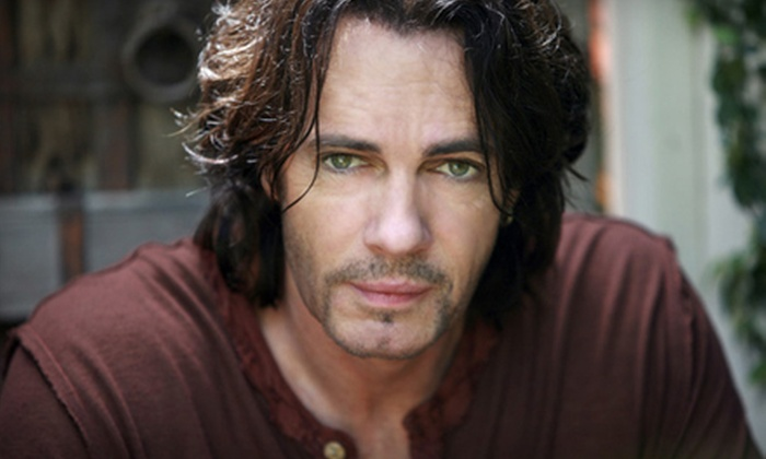 Rick Springfield with Jack Wagner - Mizner Park: One Ticket to See Rick Springfield and Jack Wagner at Mizner Park Amphitheater in Boca Raton on November 4 (Up to $61.35 Value)