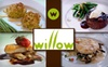 Willow Restaurant - Ohio: $20 for $40 Worth of Contemporary American Cuisine and Drinks at Willow