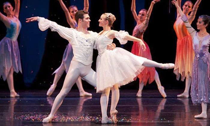 """The Ventura County Ballet - Oxnard Performing Arts Center: $10 for Ticket to See The Ventura County Ballet's """"Cinderella"""" in Oxnard (Up to $20 Value). Two Shows Available."""