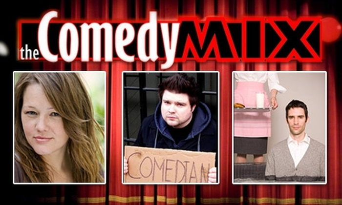 The Comedy Mix - Downtown Vancouver: Up To 55% Off Two Tickets to The Comedy Mix. Five Options Available.