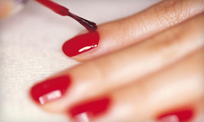 Studio B - Cranston: Nail and Salon Services at Studio B in Cranston. Three Options Available.