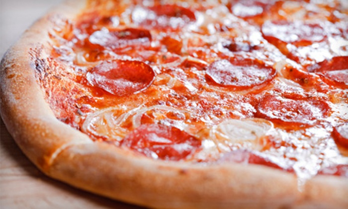 Dean's Pizza - Turlock: $6 for $12 Worth of Pizza and Drinks at Dean's Pizza