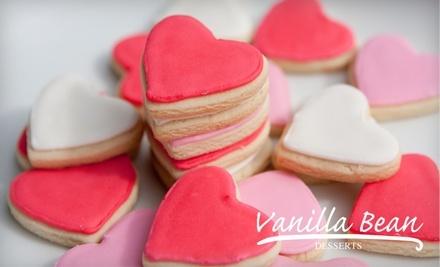 Vanilla Bean Desserts  - Vanilla Bean Desserts in