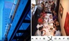 Axis Cafe - CLOSED - Downtown: $7 for $15 Worth of Eclectic Bistro Fare at Axis Cafe