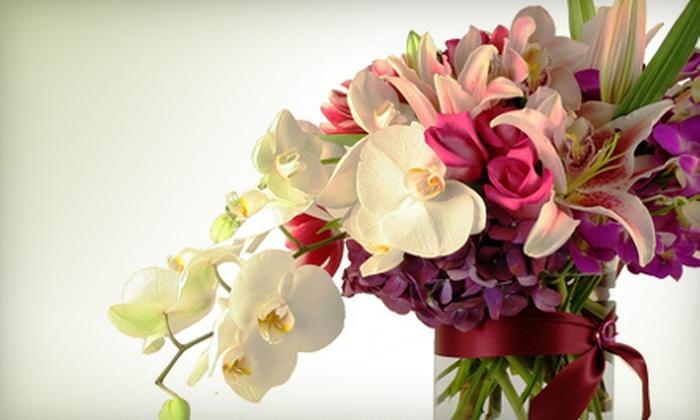 Avant Gardens - Glenvar Heights: $25 for $50 Worth of Fresh Flower Arrangements at Avant Gardens