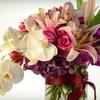Half Off Flower Arrangements at Avant Gardens