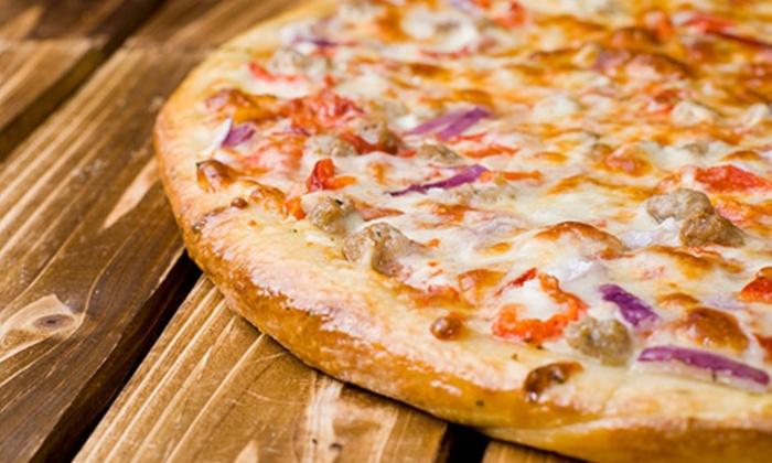 The Original Gino's Pizza - South Cameron: $10 for $20 Worth of Pizzeria Food at The Original Gino's Pizza