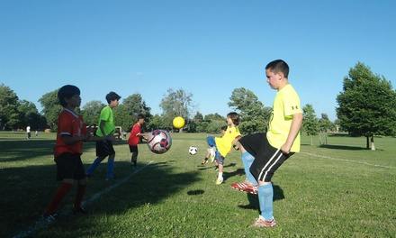 Up to 54% Off Soccer Development Classes at Morlin Soccer Academy
