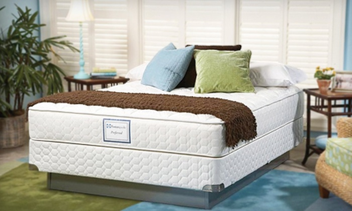 Mattress Man - Multiple Locations: Bedding Accessories or Mattress Set at Mattress Man