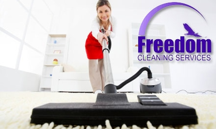Freedom Cleaning Services - Nashville: $14 for One Hour of Home Cleaning from Freedom Cleaning Services ($29 Value)
