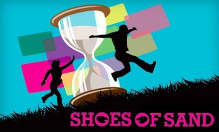 Vertigo Theatre: Y Stage Production of Shoes of Sand on March 11-13 - Vertigo Theatre in Calgary