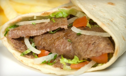 Catering Package for 10 People (a $109.50 total value) - It's Greek To Me in Orland Park