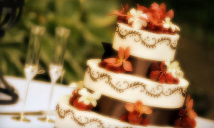 Polly Ann Bakery - Novato: One Dozen Cupcakes or $100 Toward Wedding Cake at Polly Ann Bakery in Novato (Up to 52% Off)