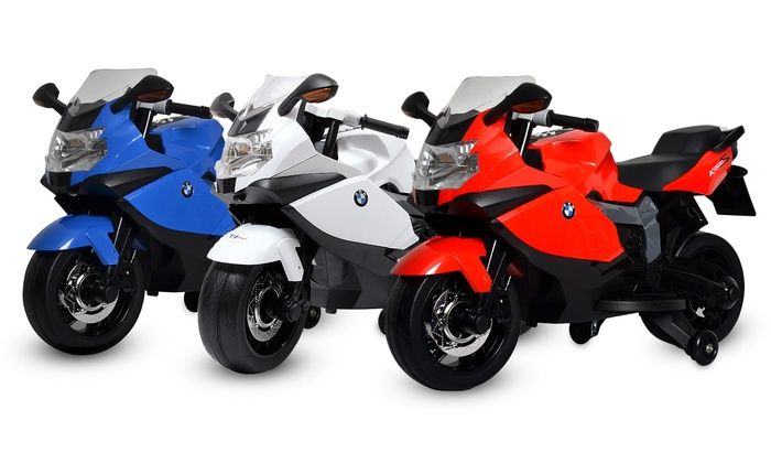 bmw k1300s ride on motorcycle for kids
