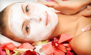 One Aloe Vera/avocado Facial Or One Or Two Sweet Georgia Peach Facials At Facials N Such (up To 66% Off)