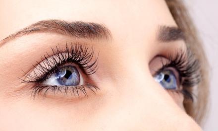 Wimpernverlängerung mit 100, 130 oder 180 Wimpern für beide Augen bei Vissers Cosmetic ab 59 € (bis zu 77% sparen)