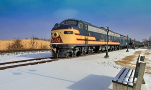 Historic RailPark & Train Museum: Family Membership for Up to Eight or Admission for Two or Four (Up to 54% Off)