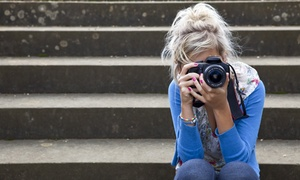 Shaw Academy: $10 for a Certified Online Photography Course from Shaw Academy ($395 Value)