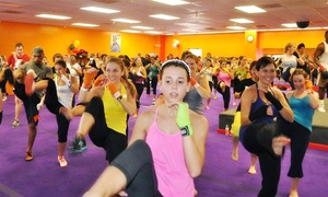Team Tae Bo Fitness Franklin: $59 for One Month of Unlimited Classes at Team Tae Bo Fitness Franklin ($160 Value)