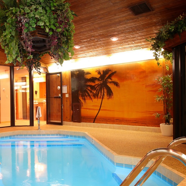 Sybaris Pool Suites - Frankfort: Romantic Suites Outside Chicago