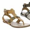 Eddie Marc Belle Women's Thong-Strap Sandals