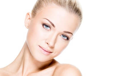 One SkinPen Treatment for Face or for Both Face and  Neck at Oasis Med Spa and Laser Center (58% Off)