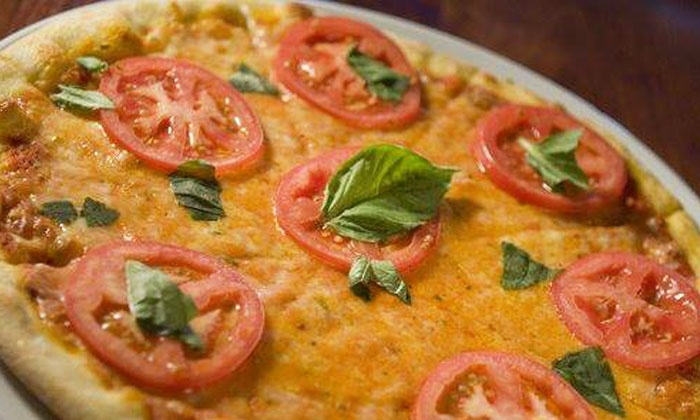 Puntino Dal Toro - City Center: Two or Four Pizzas or Pasta Dishes at Puntino dal Toro (Up to 53% Off)