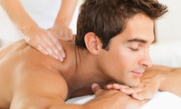 One-Hour Relaxing Post Sports Massage at Radiance