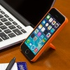 Two Merkury Flip-Stand Cases for iPhone 5