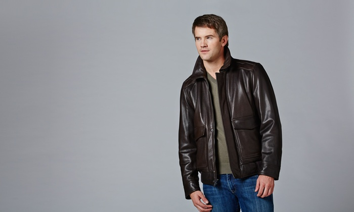 Vince Camuto: Vince Camuto Men's Cotton or Leather Jackets from $247. Free Shipping and Returns.