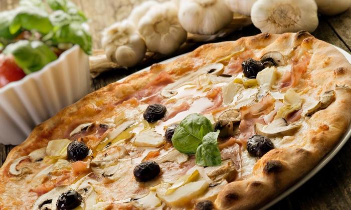 Pie-Eyed Pizzeria - Central Chicago: 10% Cash Back at Pie-Eyed Pizzeria