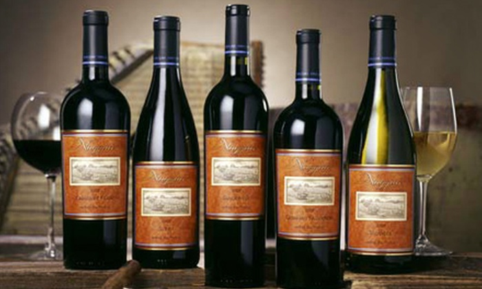 Naggiar Vineyards and Winery - Naggiar Vineyards & Winery: Reserve Wine Tastings with Bottles of Wine for Two or Four at Naggiar Vineyards and Winery (Up to 65% Off)