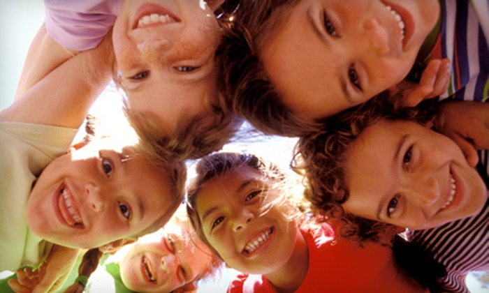 Kid Station - 5: $25 for $50 Worth of Drop-in Childcare Services at Kid Station